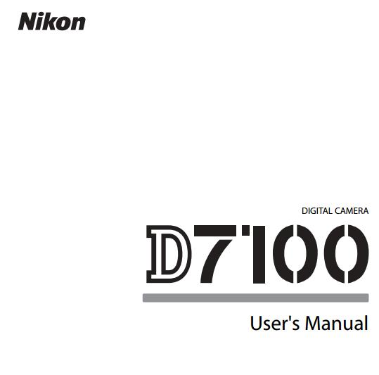 nikon d7100 digitutor and user's manual now available – camera news