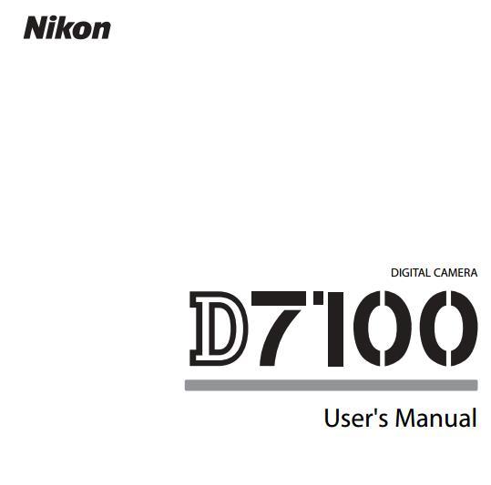 nikon d7100 digitutor and user s manual now available camera news rh cameraegg org nikon d7100 user manual chinese nikon d7100 owners manual