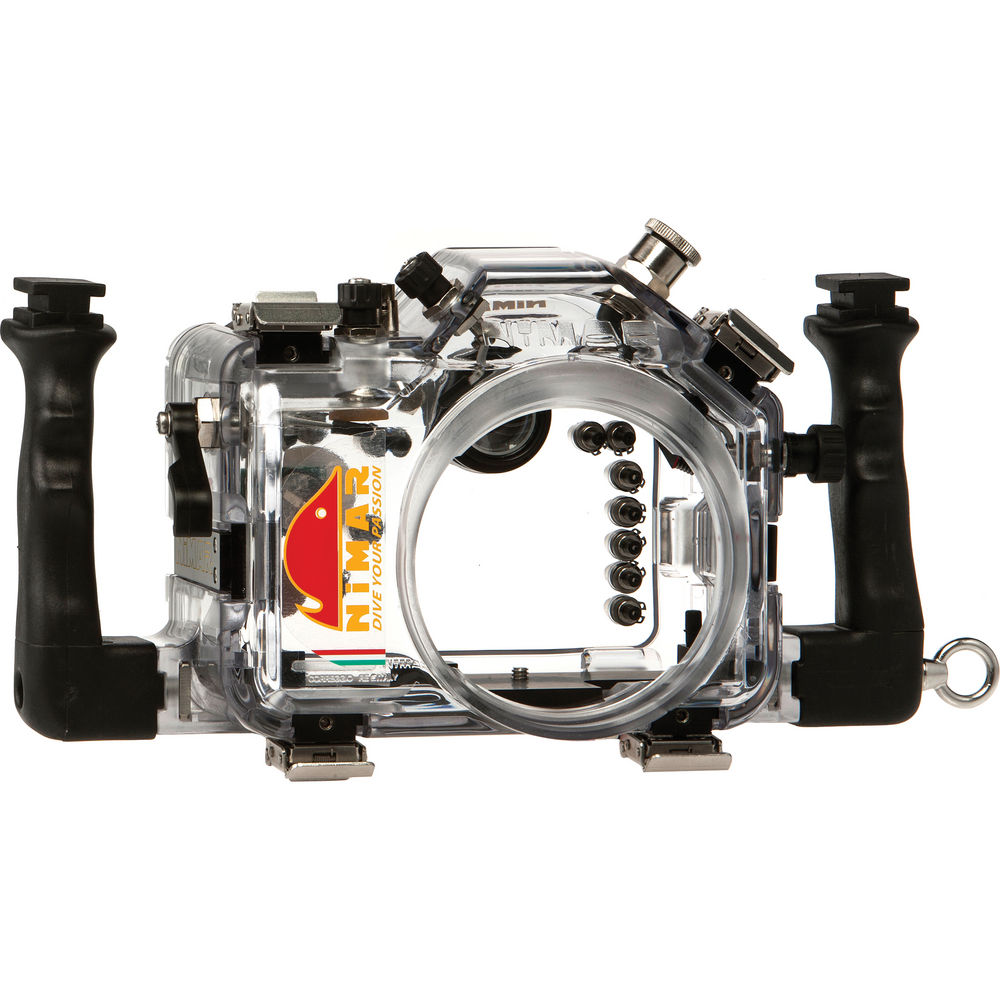 Nimar 3D underwater housing 1
