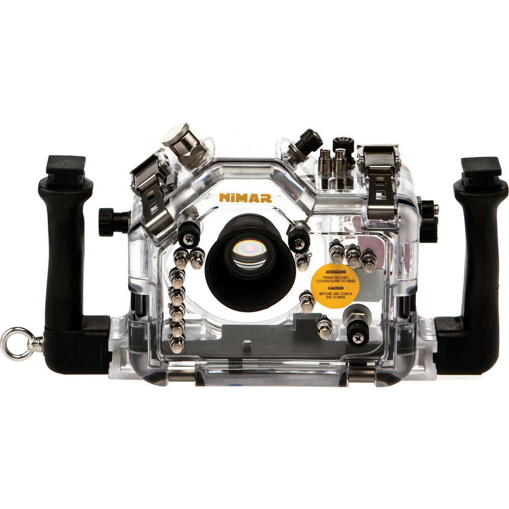Nimar 3D underwater housing 3
