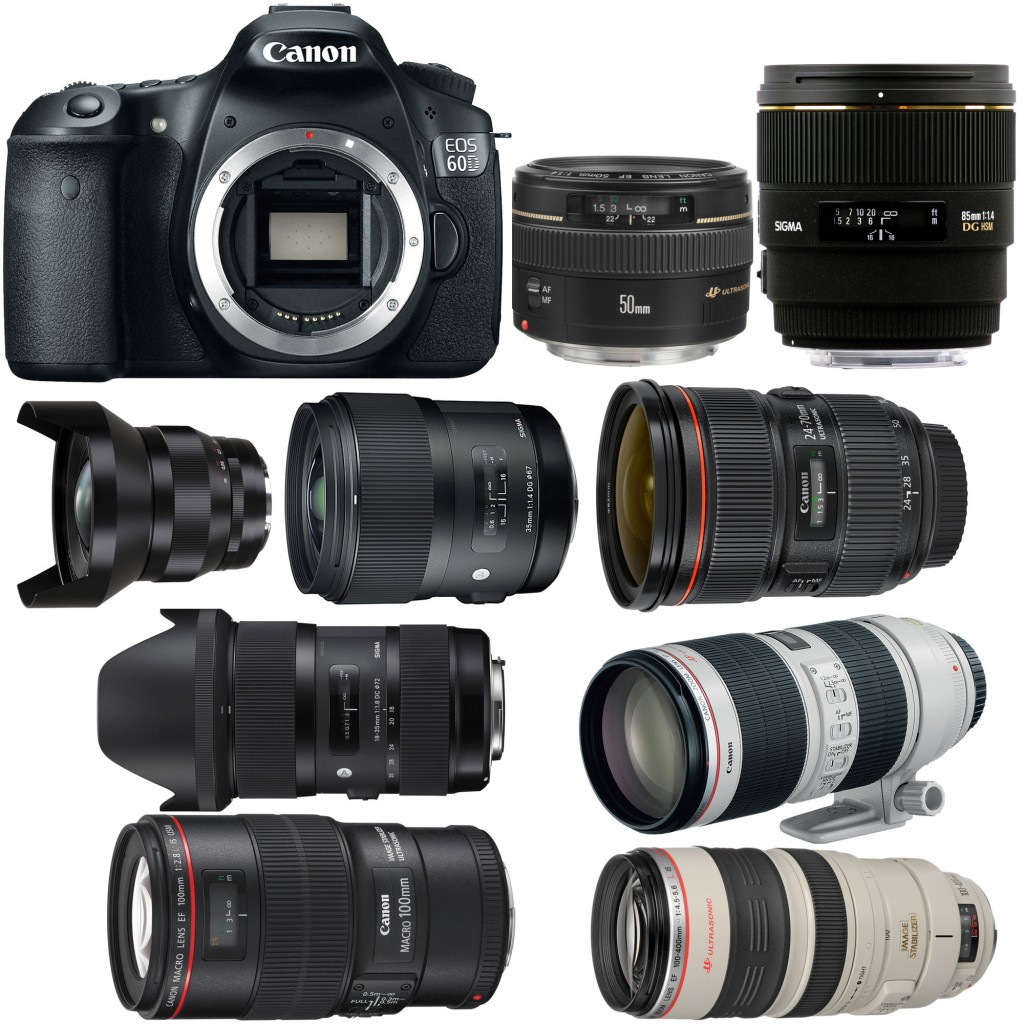Recommended-Best-Lenses-for-Canon-EOS-60D