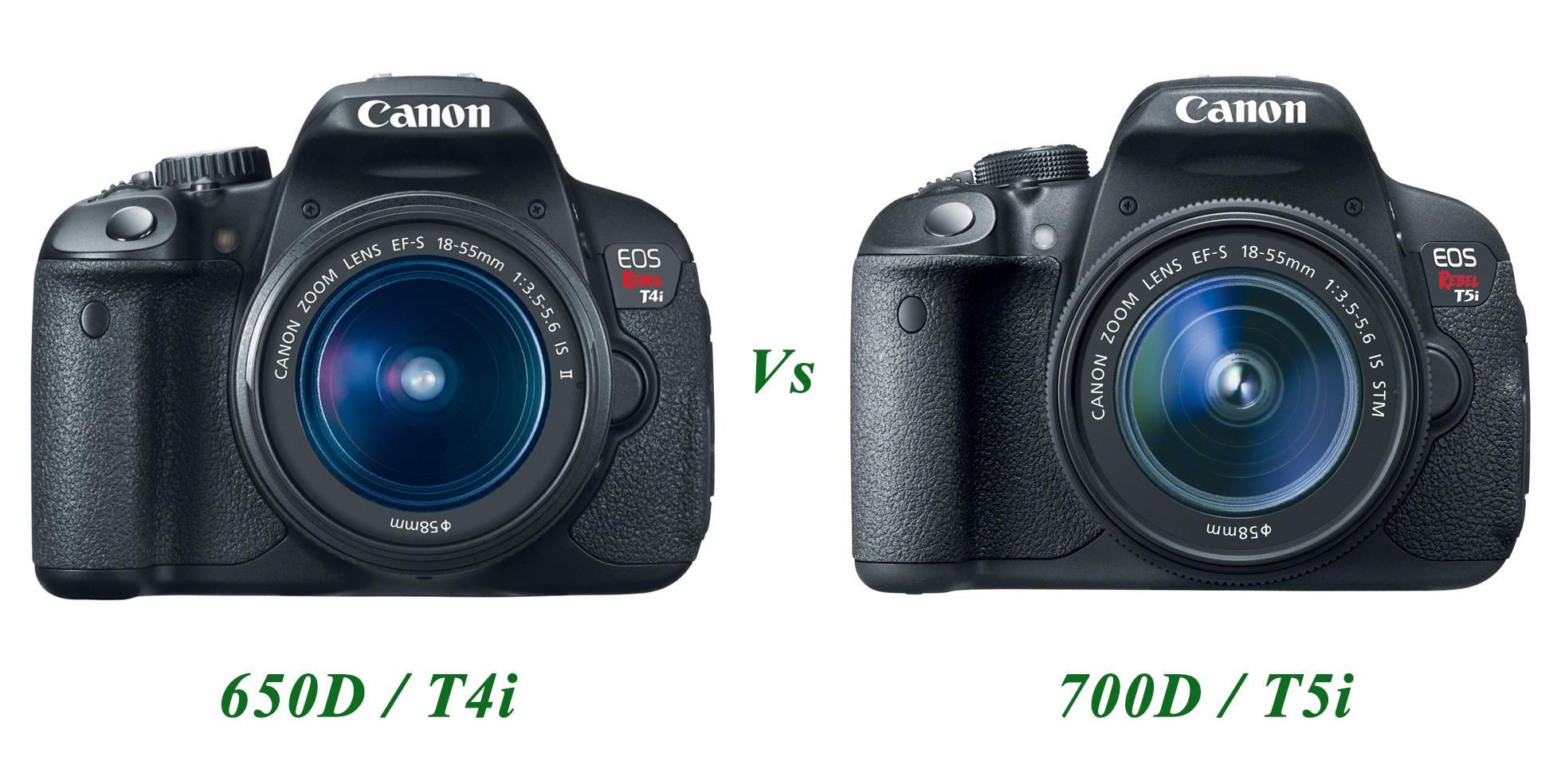 Canon EOS T5i