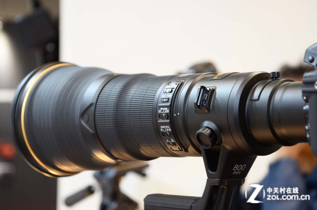 AF-S NIKKOR 800mm f5.6e fl ed vr 1