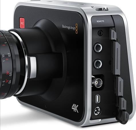 Blackmagic Production Camera 4K 4
