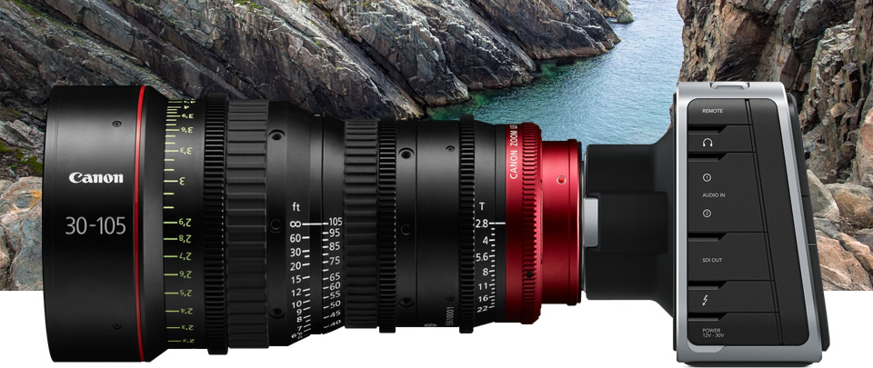 Blackmagic Production Camera 4K 6