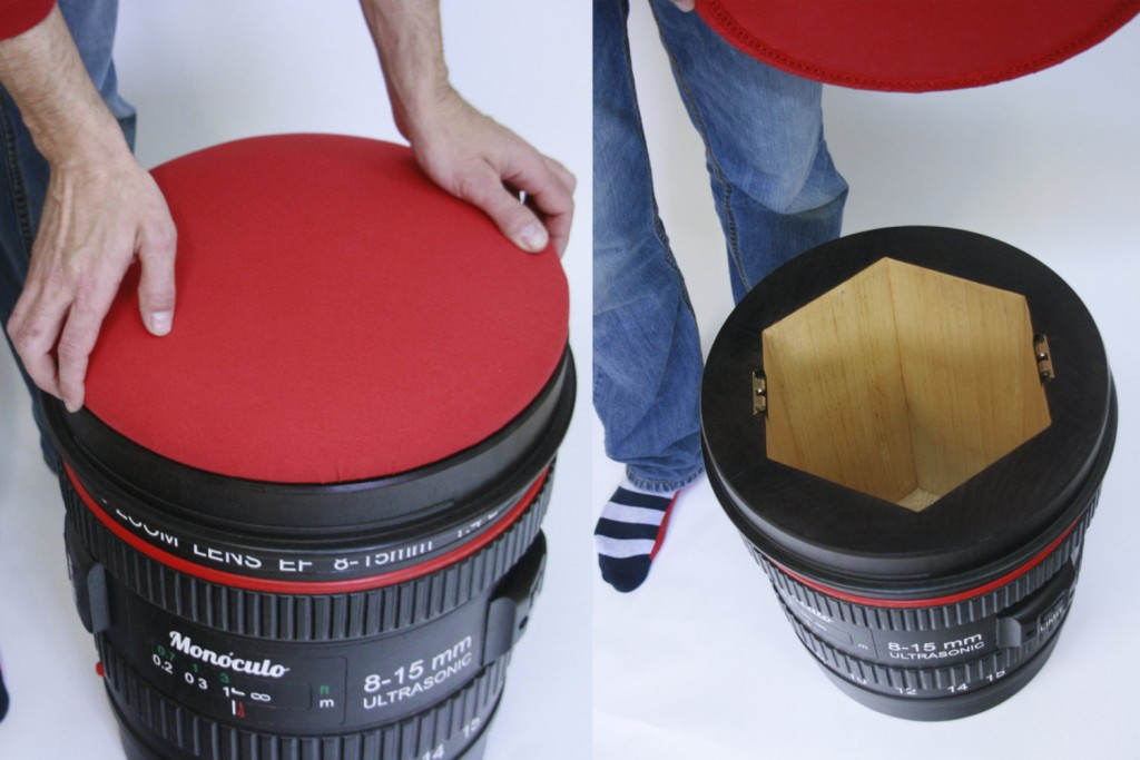 Canon 8-15mm fisheye stool 2