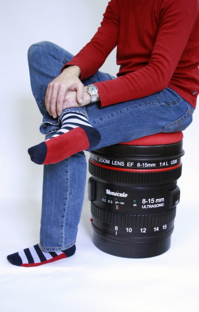 Canon 8-15mm fisheye stool