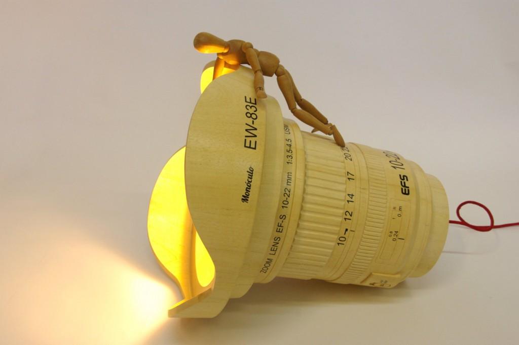 Canon EF-S 10-22mm lens lamp 1