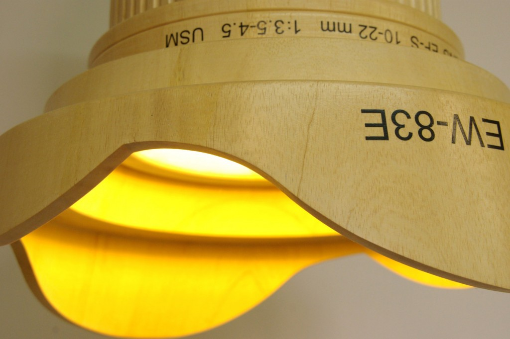 Canon EF-S 10-22mm lens lamp 3