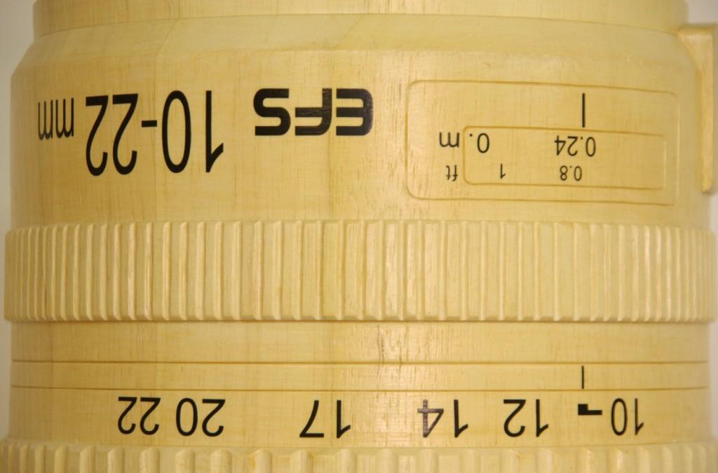 Canon EF-S 10-22mm lens lamp 4