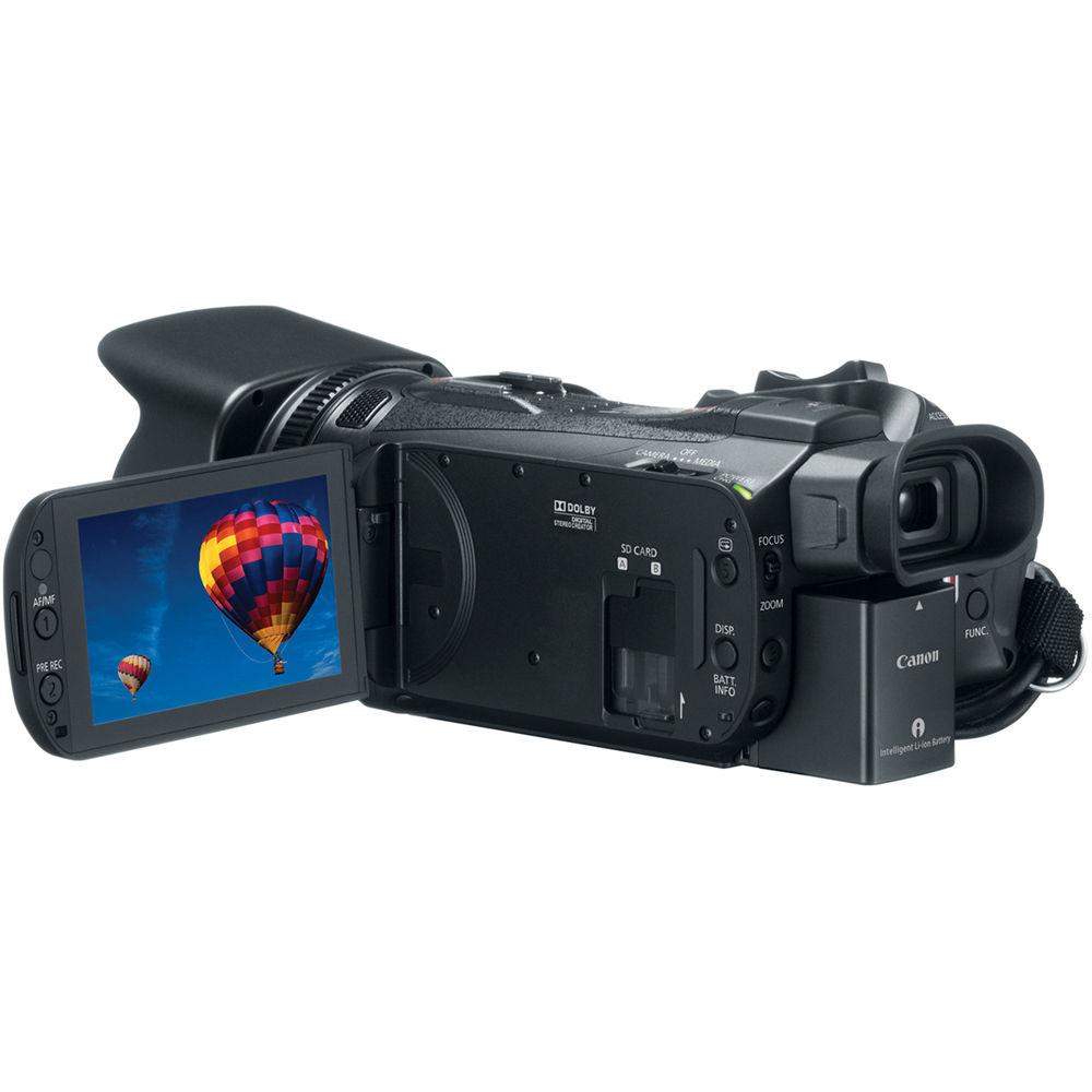 Canon VIXIA HFG30 HD Camcorder 1