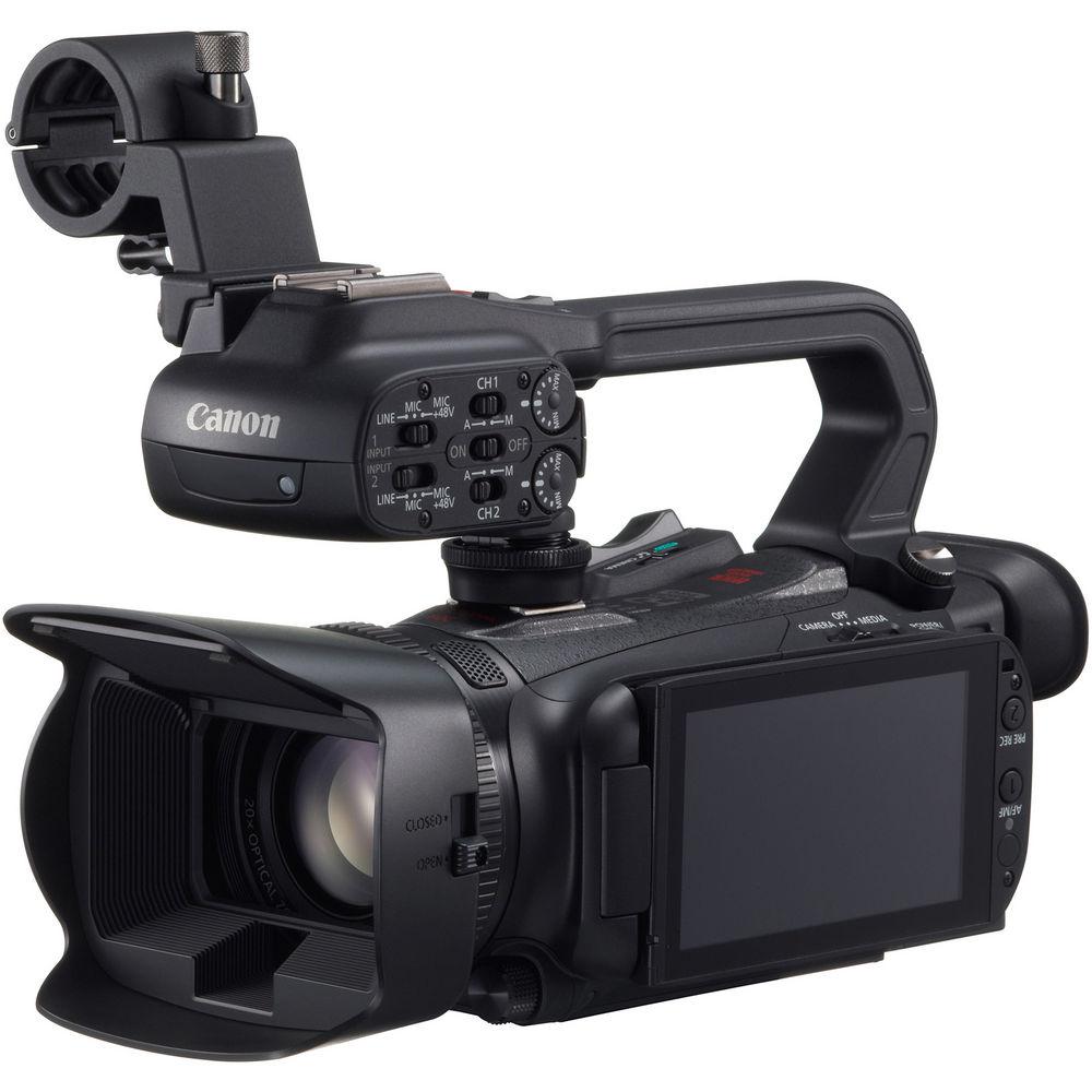 Canon XA20 HD Professional Camcorder 1