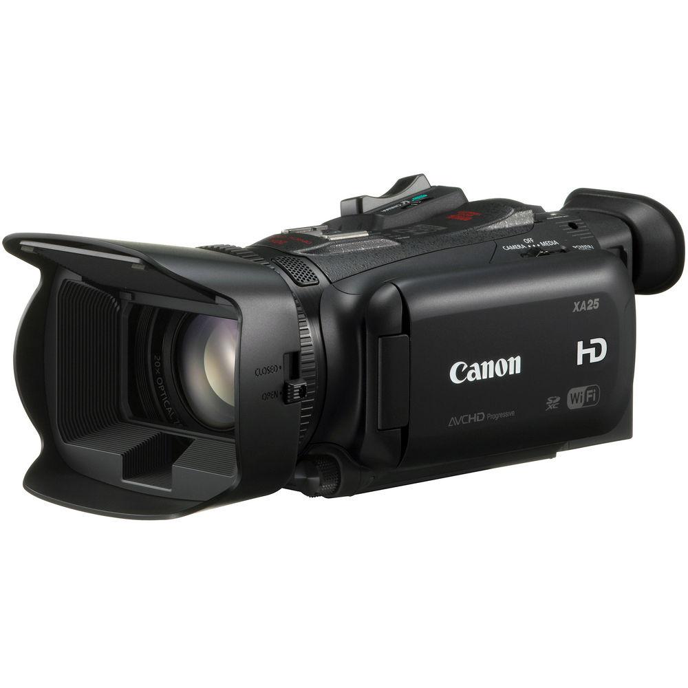 Canon XA25 HD Professional Camcorder 1