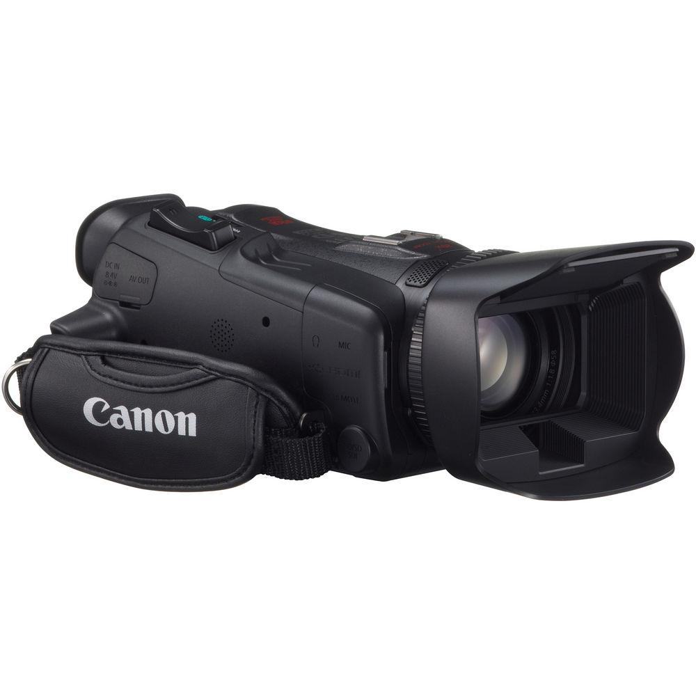 Canon XA25 HD Professional Camcorder 2