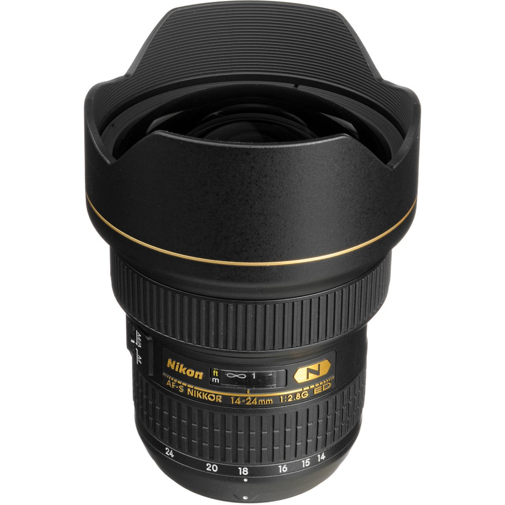 Nikon AF-S Zoom Nikkor 14-24mm f2.8G ED AF Lens