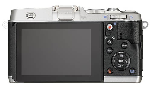 More leaked Olympus PEN E-P5 images