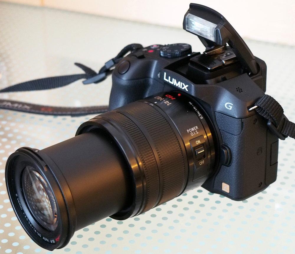 Panasonic Lumix DMC-G6 2