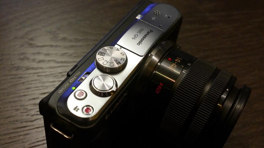 Panasonic Lumix DMC-GF6 2