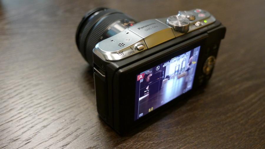 Panasonic Lumix DMC-GF6 4