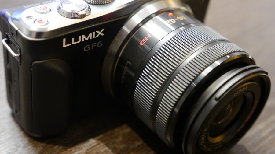 how to stop screen flicker on a panasonic camera