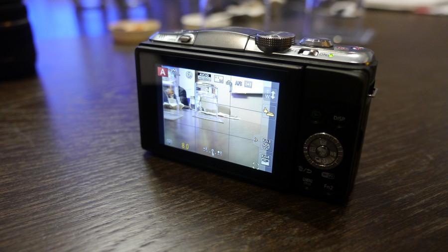 Panasonic Lumix DMC-GF6 6