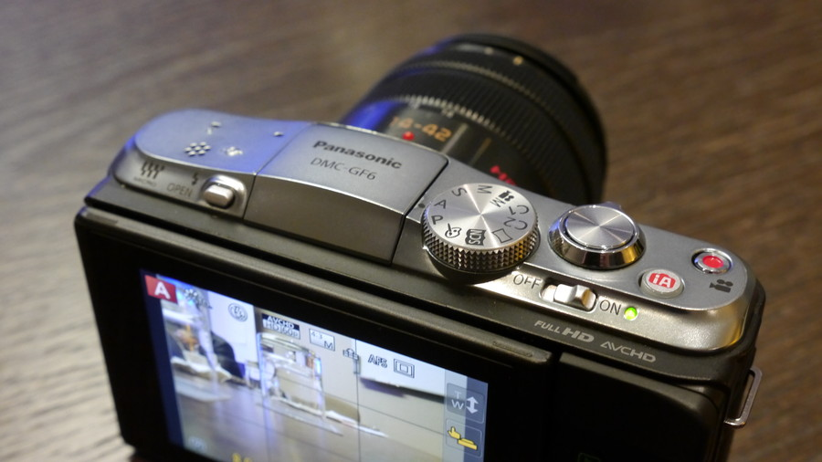 Panasonic Lumix DMC-GF6 7