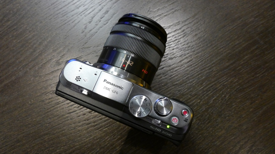 Panasonic Lumix DMC-GF6 8