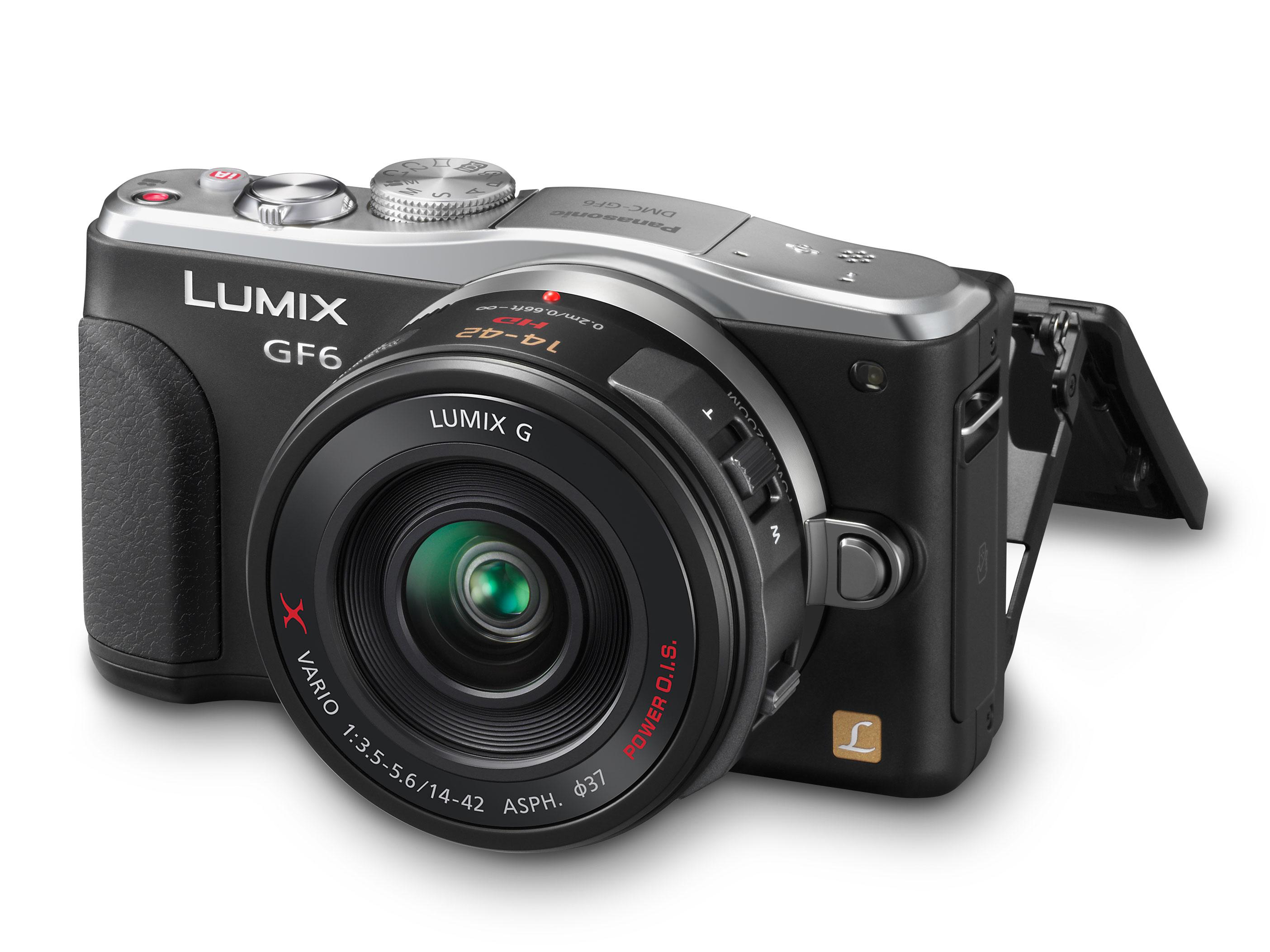 Panasonic Lumix DMC-GF6 Price, Specs, Release Date, Where