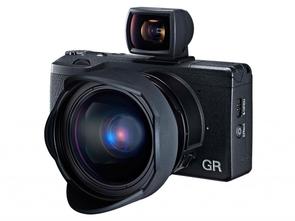Ricoh GR APS-C camera 1