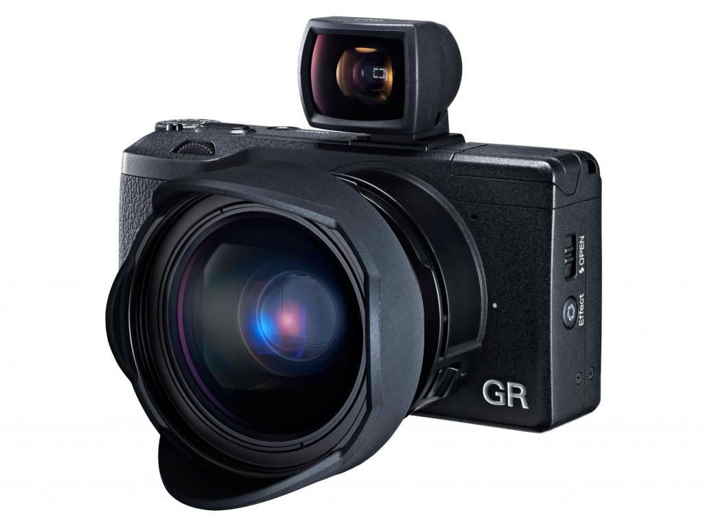 Ricoh GR APS-C camera 1