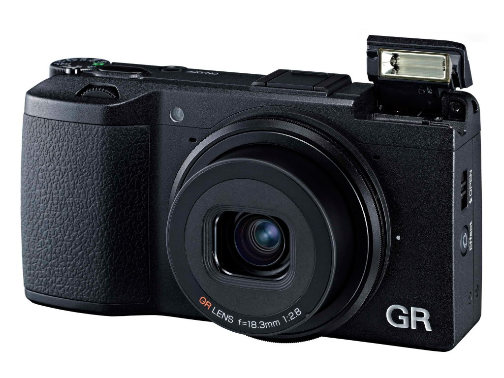 Ricoh GR APS-C camera