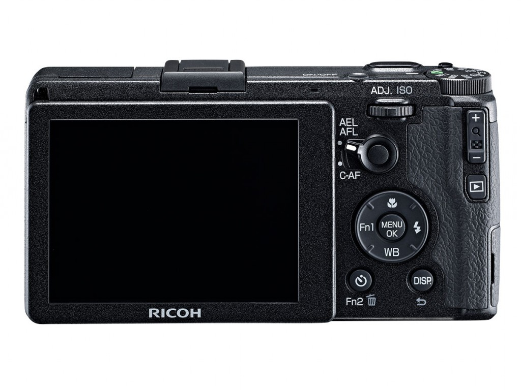 Ricoh GR APS-C camera 2