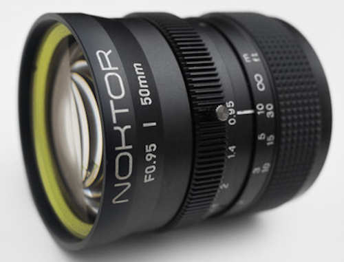 SLR Magic hyperprime lenses