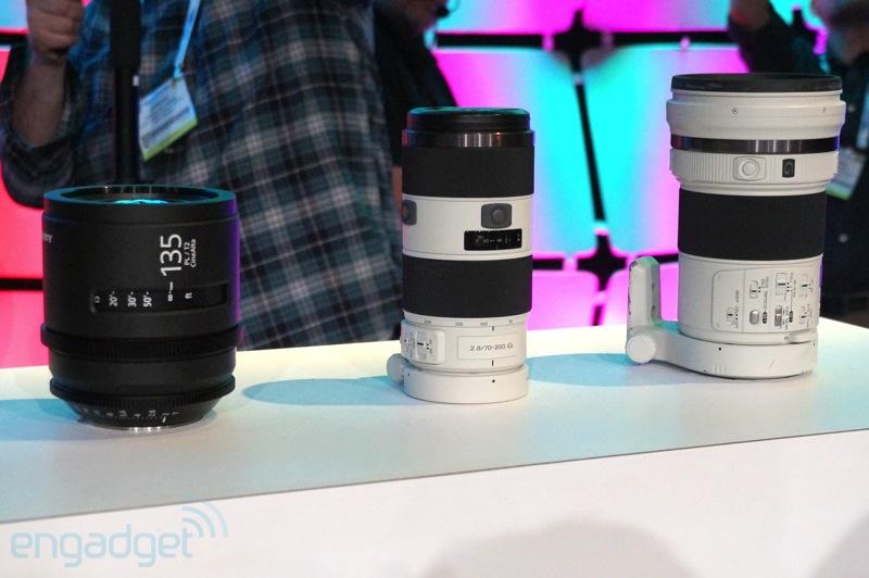 Sony-4k-lens-prototypes