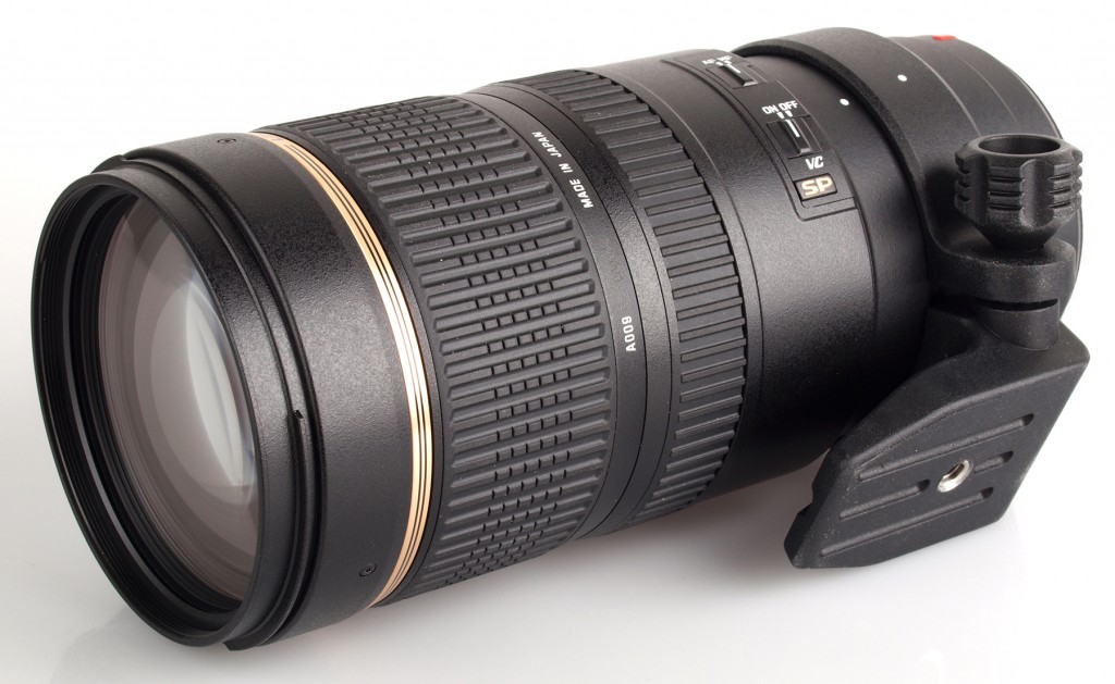 Tamron SP 70-200mm f 2.8 DI VC USD