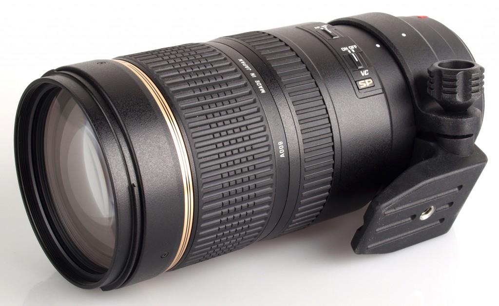 Tamron SP 70-200mm f 2.8 DI VC USD