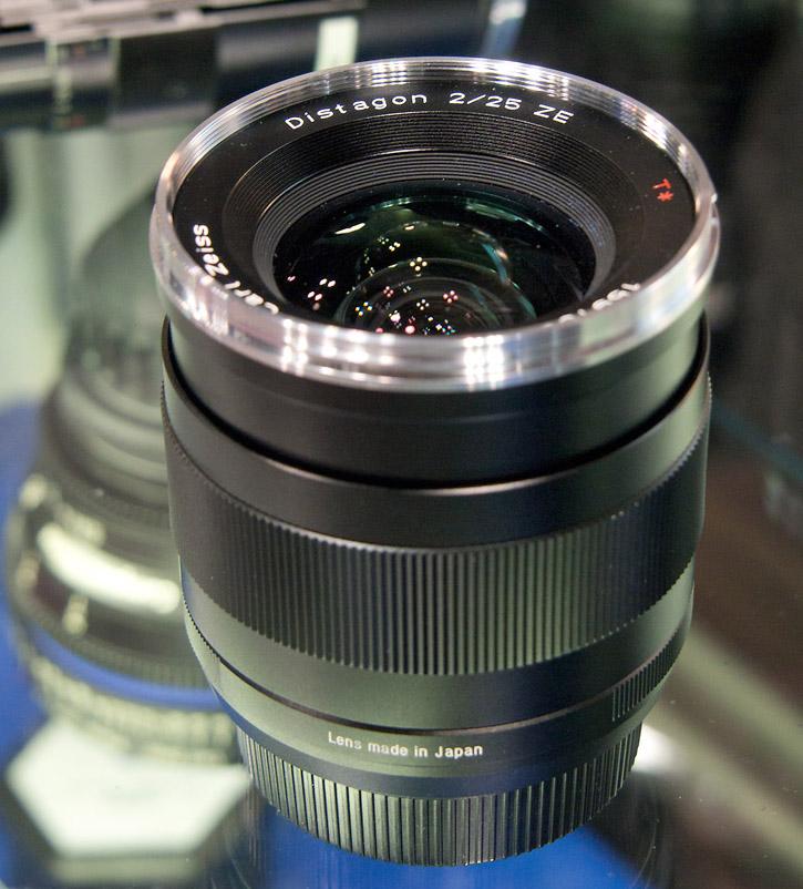 Zeiss Distagon T 25mm f2.0