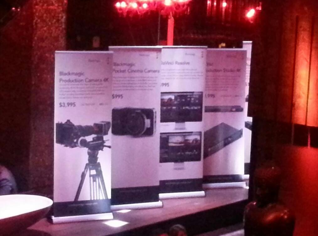blackmagic 4k cinema pocket camera banner