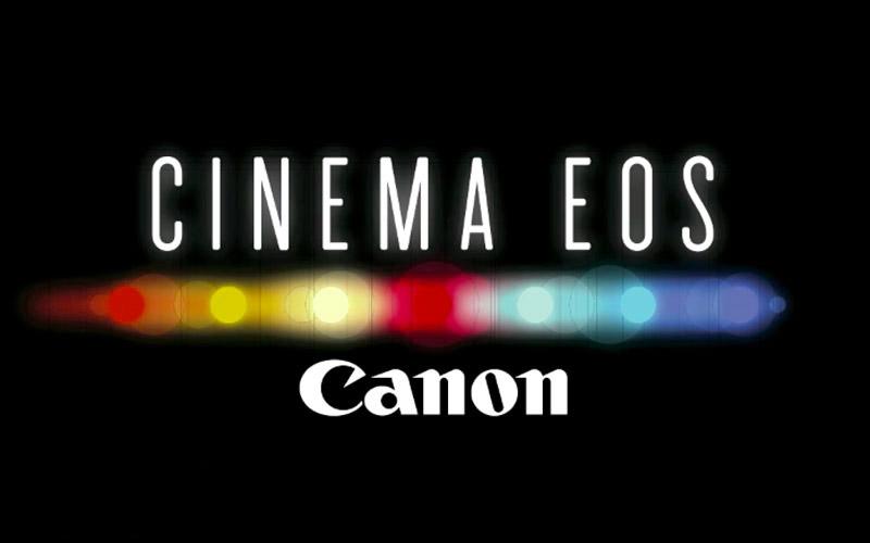 canon cinema eos camera