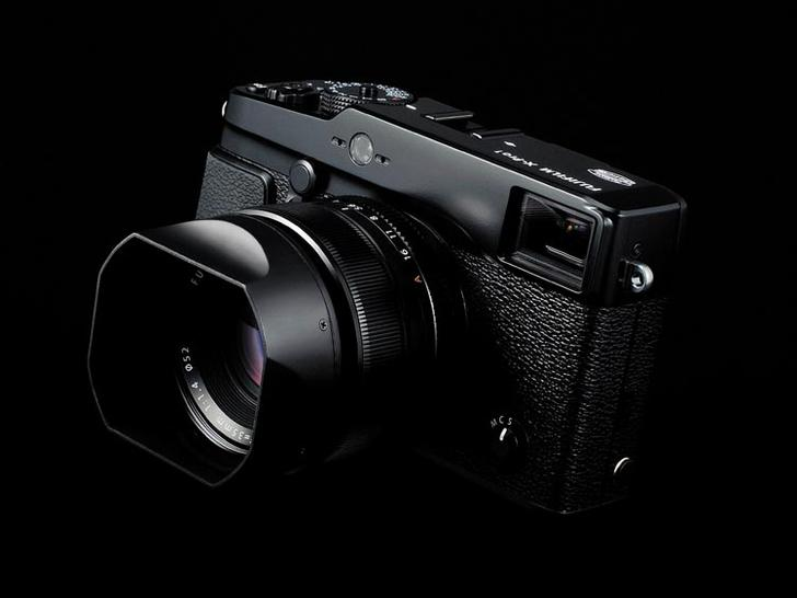 from FR shows that the successor of Fujifilm X-Pro1 – Fujifilm X
