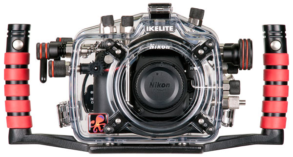 ikelite 6801.71 Nikon D7100 underwater housing 1