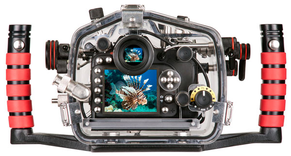 ikelite 6801.71 Nikon D7100 underwater housing 2