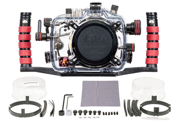 ikelite 6801.71 Nikon D7100 underwater housing 3