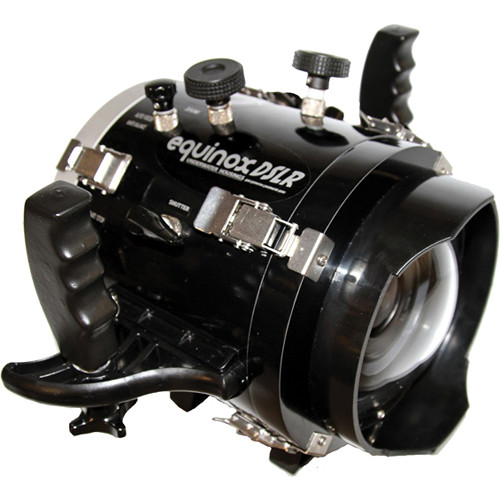 Equinox Underwater Housing for Nikon D7100 1