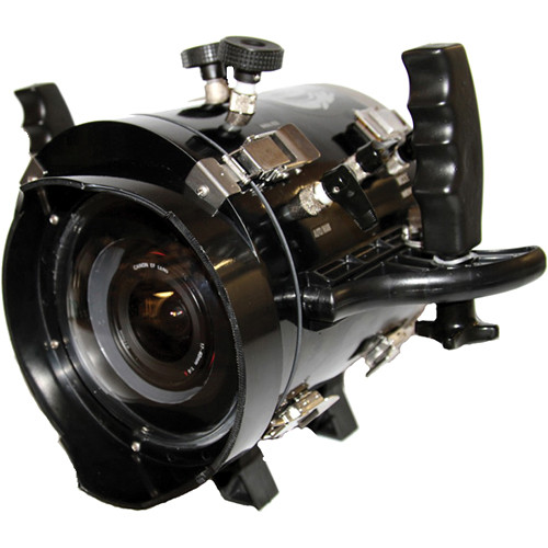 Equinox Underwater Housing for Nikon D7100