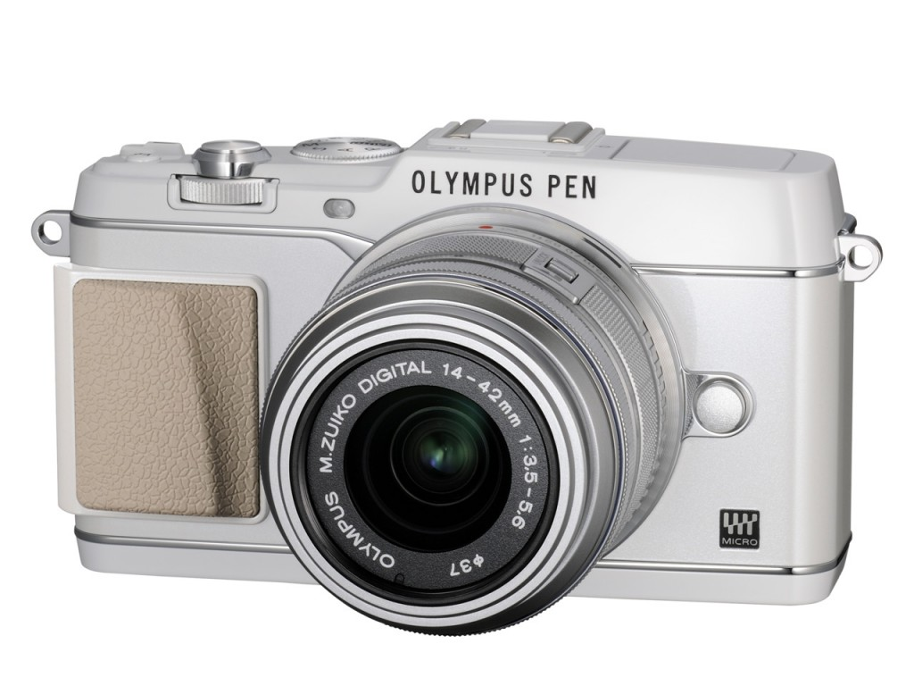 Olympus PEN E-P5 white
