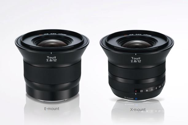 zeiss touit f2.8 12mm