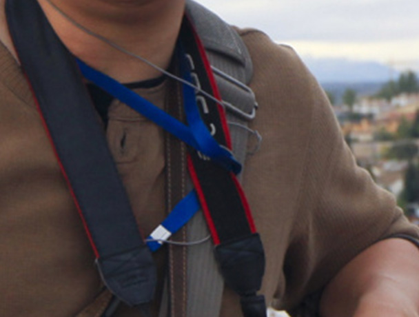 Canon EOS 3D strap