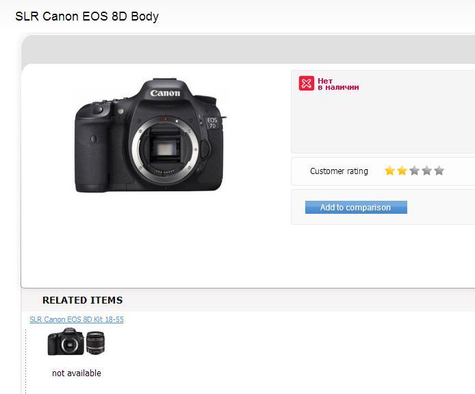 Canon EOS 8D