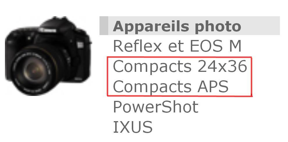 Canon Full Frame Compact Camera